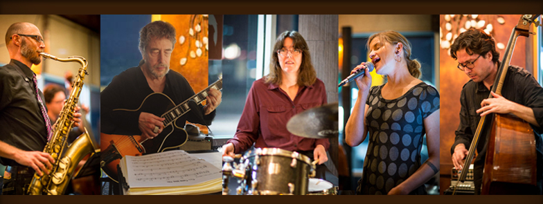 J'aiBeaux Jazz Quintet at Takara Sushi, Cedar Park, TX